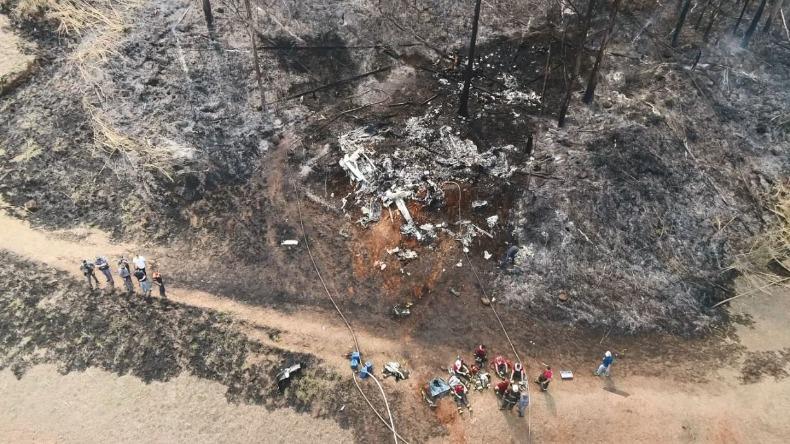 Caixa-preta de avião que caiu e matou sete em Piracicaba é encontrada - ACidadeON Campinas