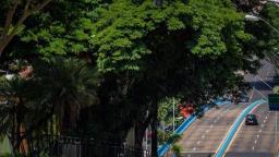 Frente fria passa por SP, mas tempo deve seguir firme em Ribeirão