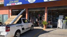 Prefeitura autoriza funcionamento de lojas de materiais de construção