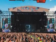 Lollapalooza divulga shows de 2019 divididos por dia