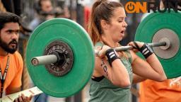 Levantamento de peso olímpico  é um método e um modalidade esportiva
