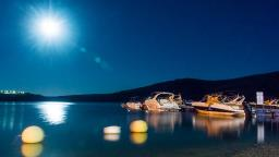 Registro de Aventura: confira imagens incríveis da lua cheia