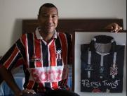Em dia de jogo no Santa Cruz, Lucas relembra passagens por Botafogo e Corinthians