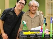 Lucio Mauro morre aos 92 anos no Rio