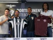 Luis Henrique retorna à Ferroviária depois de temporada no futebol português