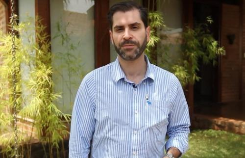 Francielly Flamarini / A Cidade - Luiz Ravagnani, gerente comercial da Hugo Engenharia