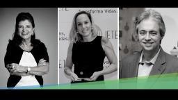 Projete recebe Luiza Helena Trajano e Mozart Ramos em live