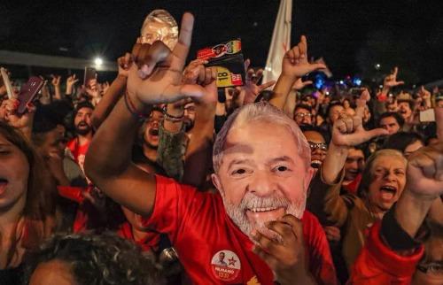 Eleitores de Haddad e apoiadores de Lula (foto: Reprodução / Facebook) - Foto: Reprodução / Facebook