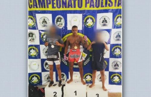 Amigos afirmam que lutador era saudável - Foto: Reprodução EPTV