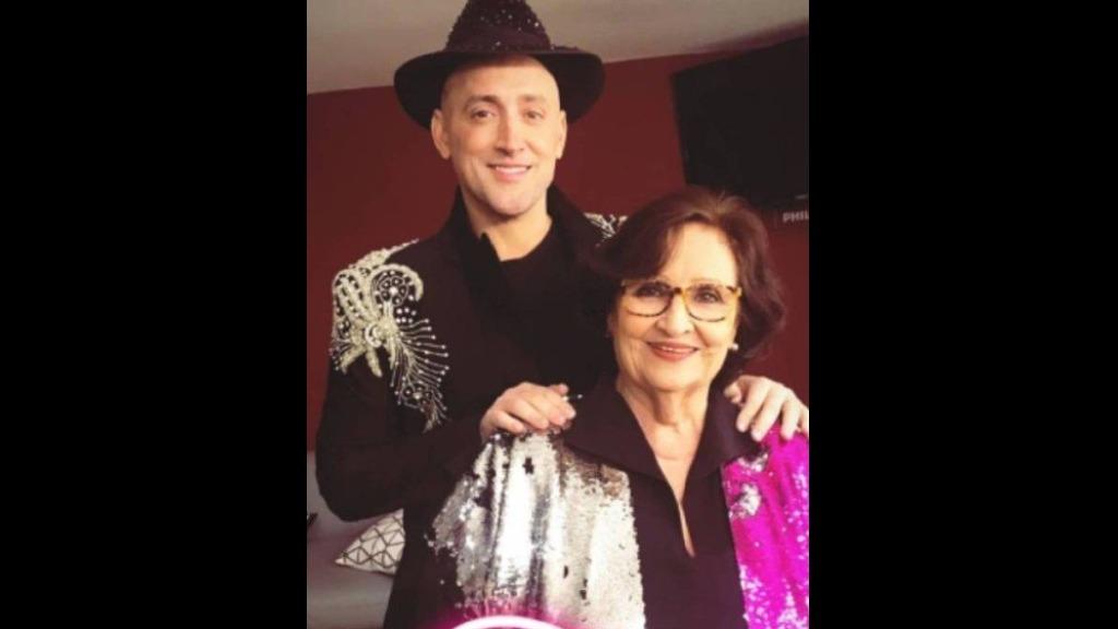 Mãe de Paulo Gustavo agradece carinho de fãs na internet. Foto: reprodução/ Instagram - Foto: Divulgação