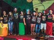Magos Tambor Rock estreia com apresentação no Teatro Municipal