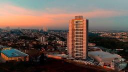 Edifício mais alto modifica a vista urbana de Araraquara