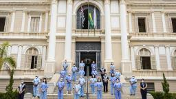 Vera Cruz Hospital: homenagem aos profissionais da saúde