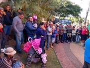 Quase 300 famílias acampadas em assentamento recebem ordem de despejo
