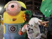 """""""BolsoDoria"""" emplaca em Campinas e dupla ganha de goleada"""