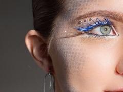 Maquiagem de sereia; clique e confira o passo a passo para fazer - Foto: Simone Meirelles