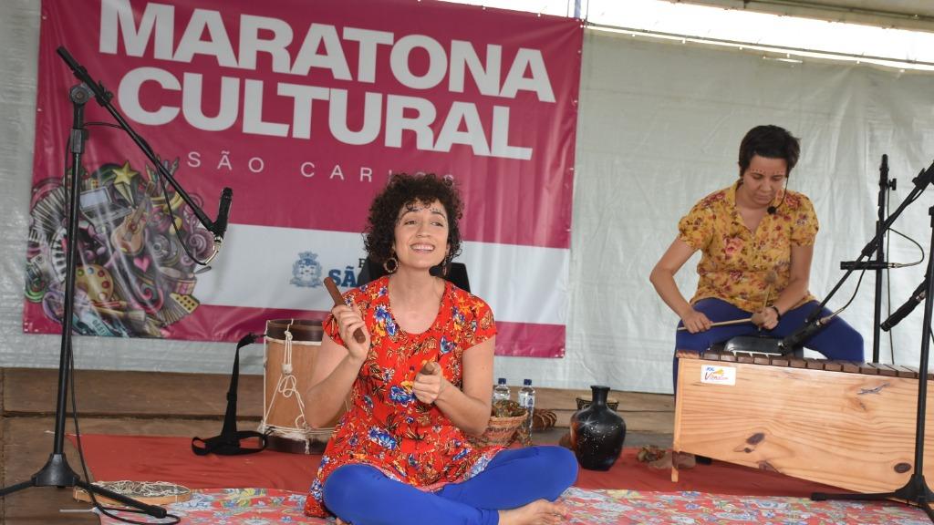 Artistas locais agradaram todos os públicos. Foto: Divulgação - Foto: Divulgação