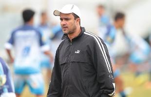 F.L.Piton / A Cidade - Técnico Marcelo Dias gostou da atuação do Leão no empate em 1 a 1 com o São Carlos