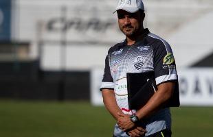 Weber Sian / A Cidade - Marcelo Dias, técnico do Comercial, projeta dez pontos