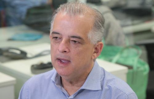 Márcio França disputa o governo de São Paulo - Foto: Matheus Urenha / A Cidade