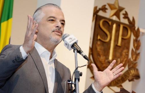 ACidade ON - São Carlos - Márcio França começou a vida política ainda na faculdade (foto: divulgação)