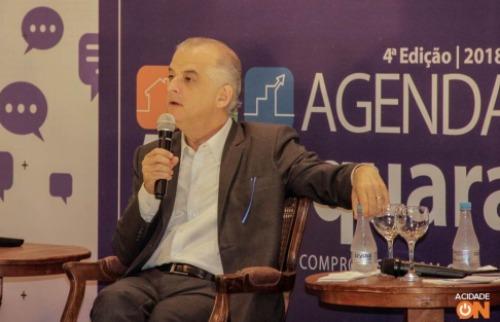 ACidade ON - Araraquara - Márcio França é governador do Estado de SP (Henrique Santos/ACidadeON)