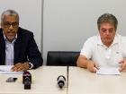 Preso assim que a Sevandija foi deflagrada, em 1º de setembro, Luiz Mantilla (à direita) passou a colaborar com as investigações e firmou instrumento preliminar de delação premiada. Ele foi solto em 19 de setembro - Foto: Weber Sian / A Cidade - 05.ago.2015