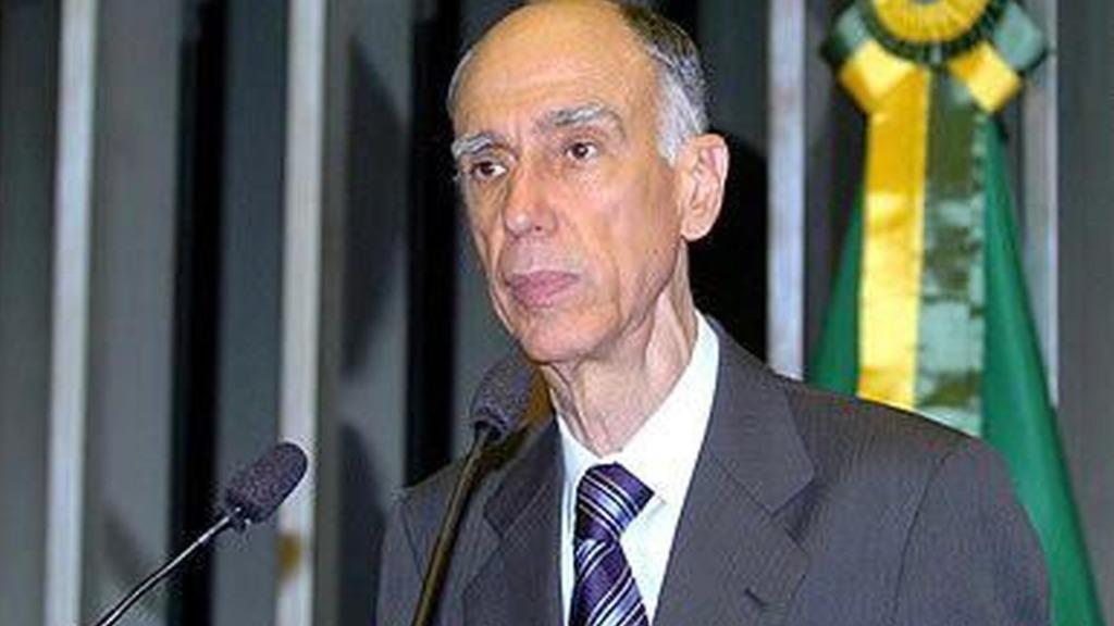 Ex-vice-presidente da República Marco Maciel. Foto: Agência Senado/Reprodução - Foto: Divulgação