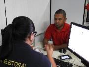 Justiça Eleitoral realiza plantão para cadastramento biométrico