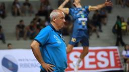 Na lanterna, técnico do Vôlei Ribeirão mira reação em 2021