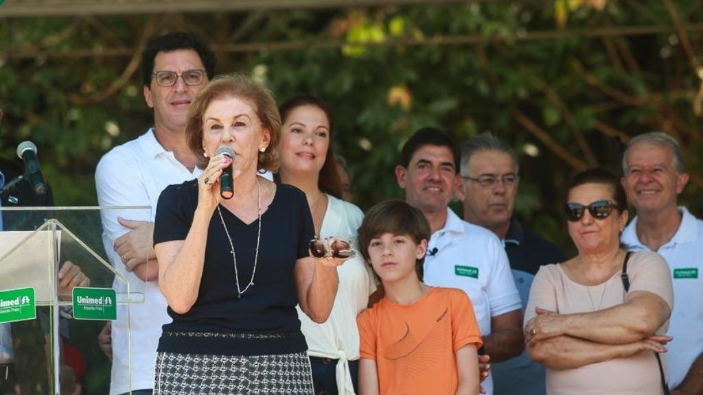 Mariana Jábali acumulará a presidência do Fundo Social e da Fundação Pedro II (Foto: Fernando Gonzaga/divulgação/CCS) - Foto: divulgação