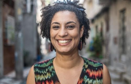 Divulgação - Marielle foi executada no Rio de Janeiro