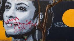 MP vai ouvir testemunhas de pichação em mural de Marielle