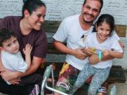 Amigos na Fé organizam feijoada beneficente para ajudar Mário e família