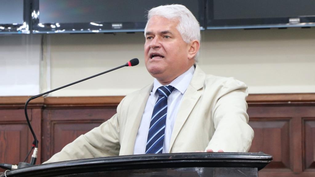 Vereador Marquinho Amaral tem aprovada licença do cargo por 30 dias. Foto: Divulgação/ Câmara Municipal de São Carlos - Foto: Divulgação