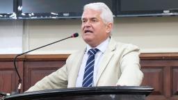 Marquinho Amaral tem aprovada licença do cargo por 30 dias