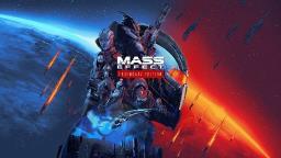 Mass Effect Legendary Edition é lançado pela EA para PC e consoles