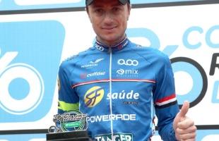 Eny Miranda / Cia da Foto - Maurício Knapp ficou com o segundo lugar na Copa Rio de Ciclismo