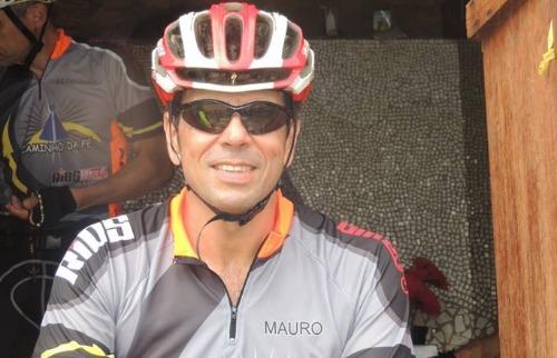 Ciclista Mauro - Foto: ACidade ON - São Carlos
