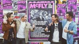 De volta aos palcos, McFly confirma show em Ribeirão Preto