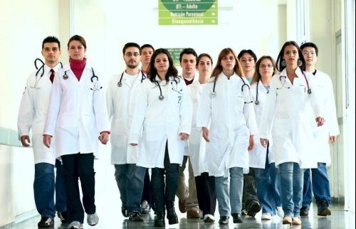 Estudantes de medicina - Foto: Divulgação