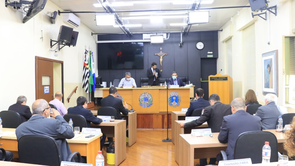 Medida foi aprovada na sessão da Câmara desta terça-feira (24) (Foto: Divulgação/Câmara) - Foto: Divulgação
