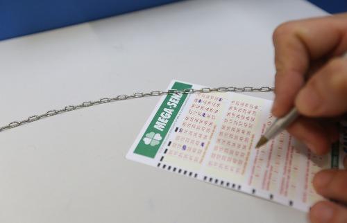 Ganhador fez uma aposta simples em lotérica do Centro de Ribeirão Preto - Foto: Milena Aurea / A Cidade
