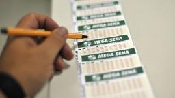 Mega-Sena acumula e próximo concurso deve pagar R$ 12,5 mi