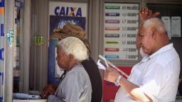 Ninguém foi sorteado e Mega-Sena acumula R$ 45 milhões