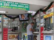Mega-Sena acumula e vai pagar R$ 31 mi no próximo sorteio