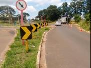 Vicinal Araraquara/Bueno de Andrada ganha novas placas de sinalização