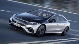 Mercedes quer todos os seus carros eletrificados até 2030