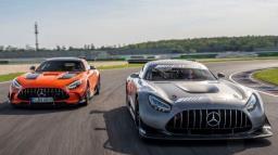 Mercedes lança versão mais potente e esportiva do GT