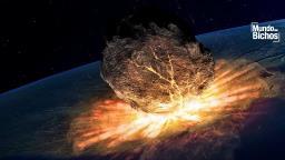 Fragmento de cometa pode ter causado o fim dos dinossauros, aponta estudo